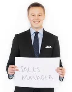 Sales manager - Dubai