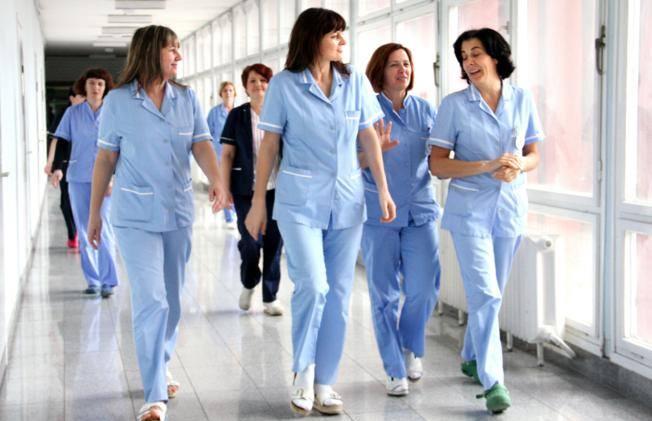 Medicinske sestre -InoPoslovi